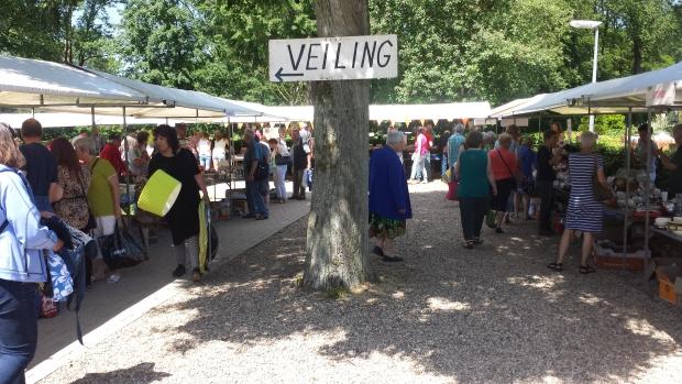 Ugchelen kerkmarkt veiling