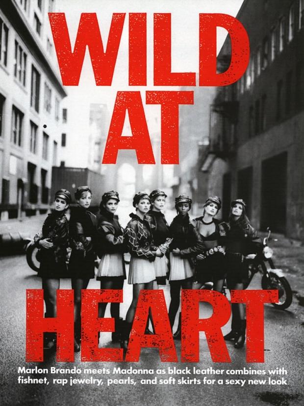 Vogue Wild at Heart 1991