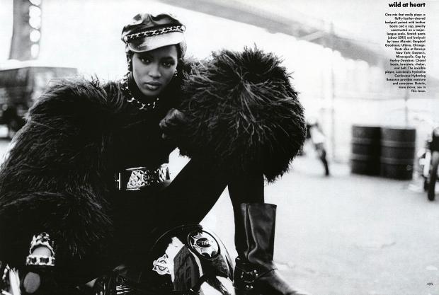 Wild Ones Naomi Campbell