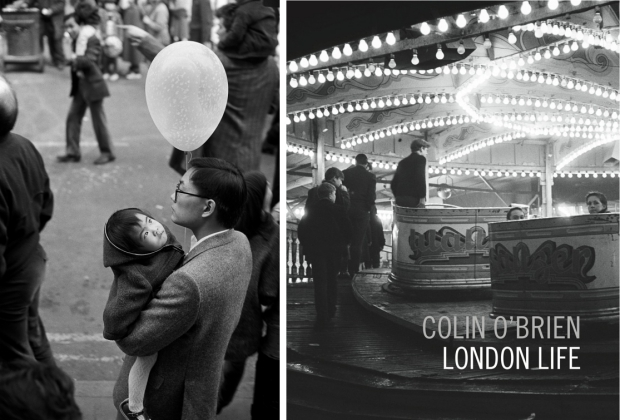 Colin OBrien London Life fotoboek