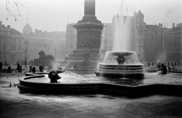 Fotoboek Londen Trafalgar Square