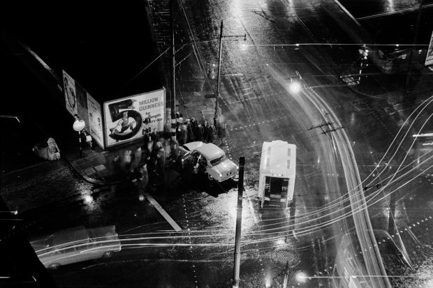 Fotoboek verdwenen Londen ongeluk