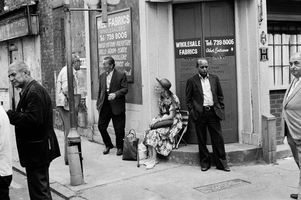 Fotoboek verdwenen Londen straatfoto