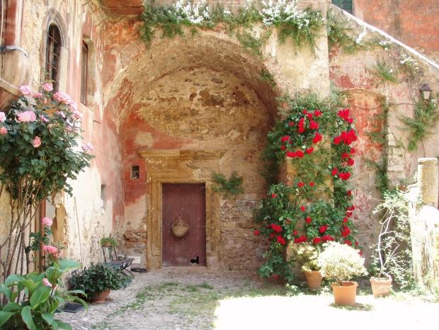 Gangi Sicilië gratis huizen
