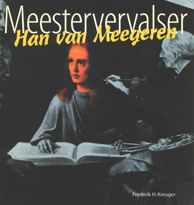 Han van Meegeren meestervervalser boek