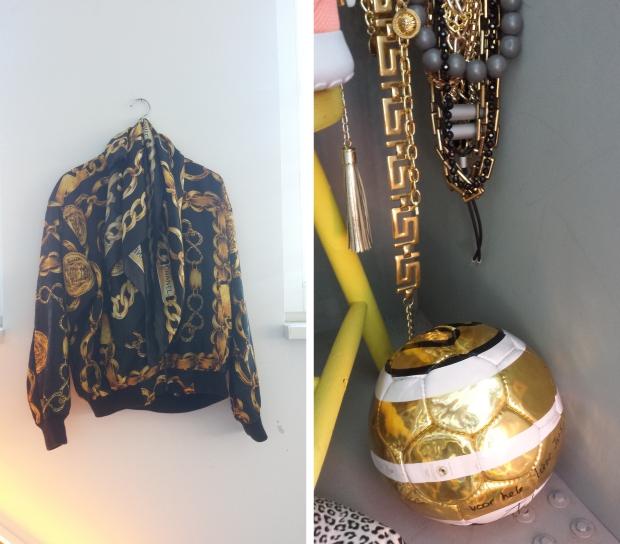 Isis Vaandrager Chanel jasje