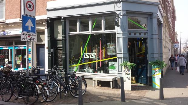 Isis Vaandrager boetiek Isis Inc Rotterdam