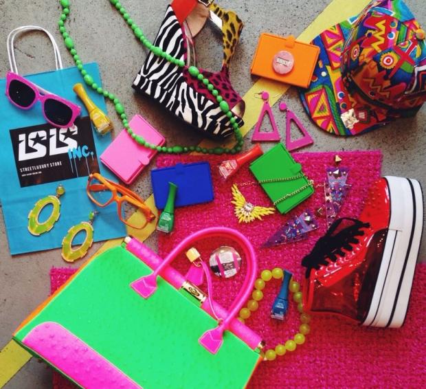 Isis Vaandrager boetiek tas schoenen