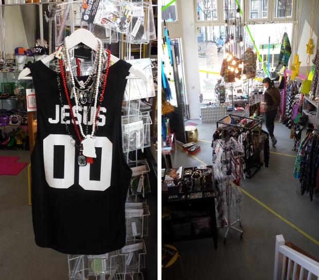 Isis Vaandrager winkel Rotterdam-Noord Isis Inc