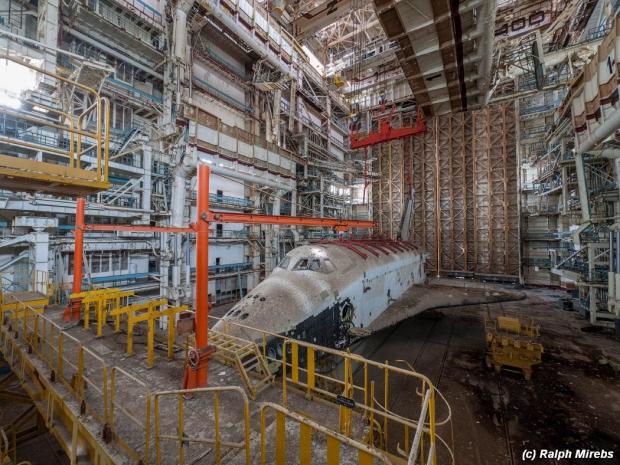 Russische ruimteveren loods