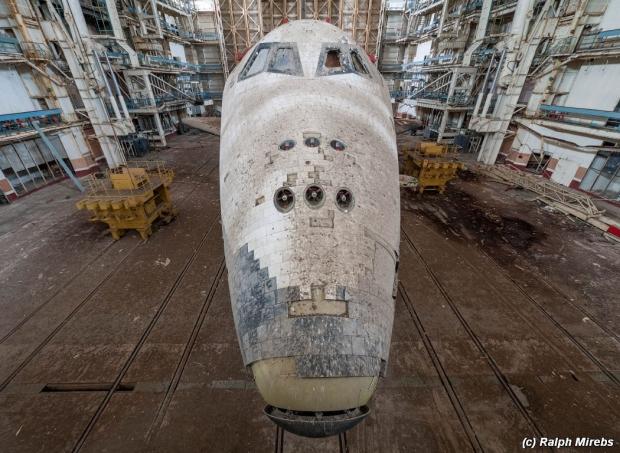 Russische ruimteveren voorkant