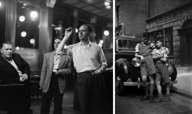 Verdwenen Londen ColinOBrien fotoboek Italiaanse jongens