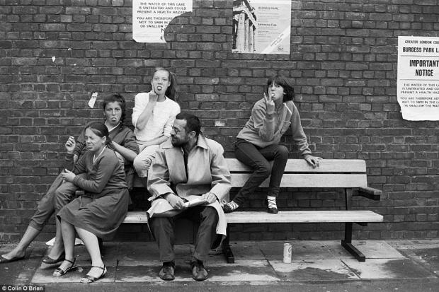 Verdwenen Londen jaren tachtig