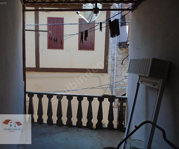 Ayvalik hoekhuis Turkije balkon