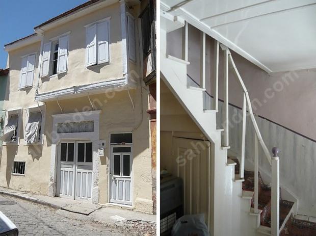 Ayvalik opknappertje huis