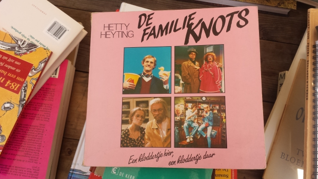 Boekenmarkt Deventer Familie Knots