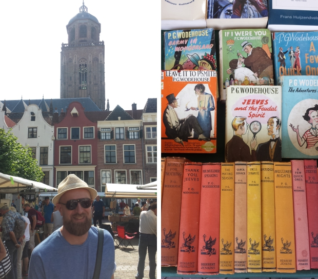 Deventer Boekenmarkt Engelse hardcovers