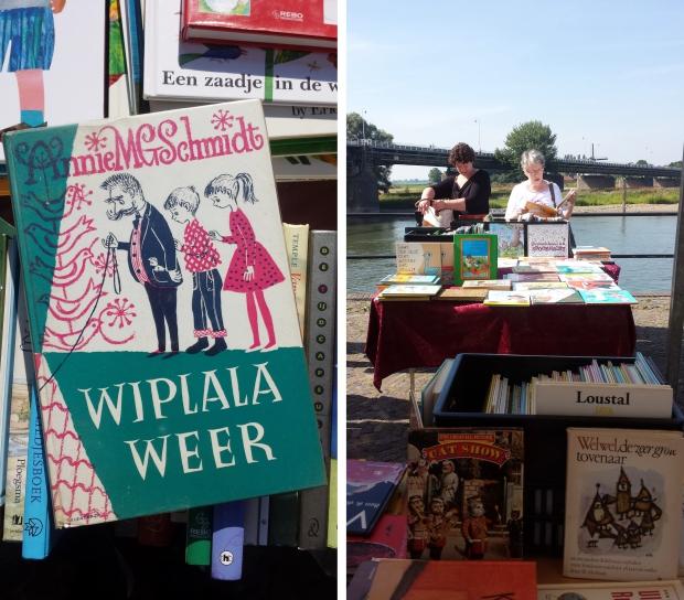 Deventer Boekenmarkt Wiplala Weer