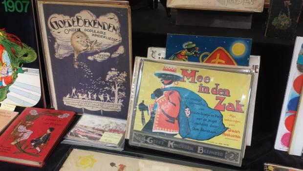 Deventer Boekenmarkt Zwarte Piet