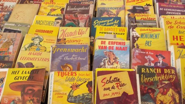 Deventer Boekenmarkt vechten