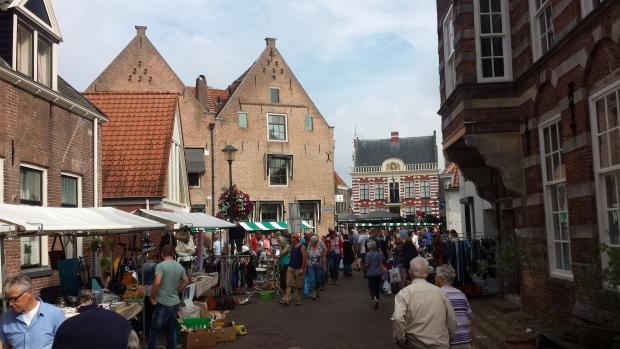 Hattem rommelmarkt straten