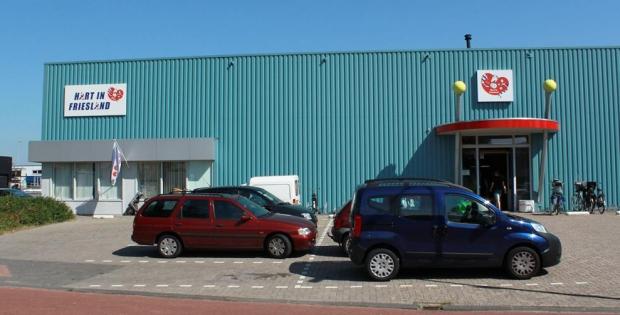 Kringloop Hart in Friesland Drachten