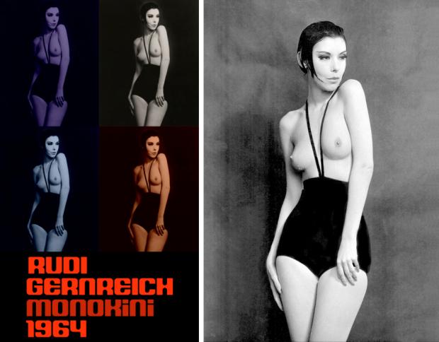 Monokini 1964
