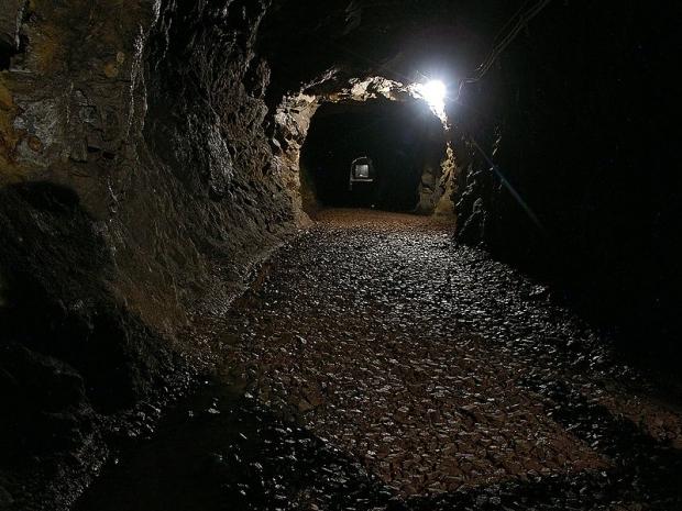 Nazi goudtrein tunnels