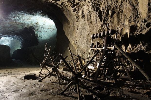 Nazitrein tunnel