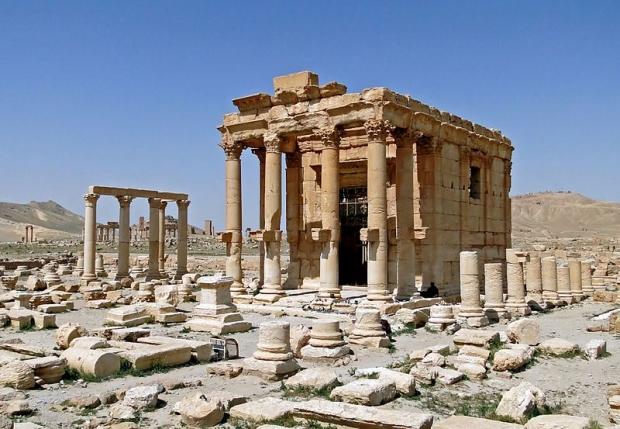 Tempel Baal-Shamin Palmyra