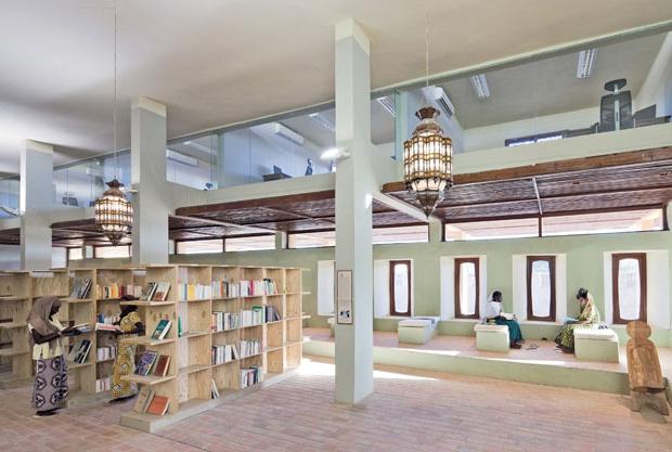 Timboektoe manuscripten instituut