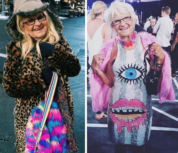 Baddie Winkle outfits