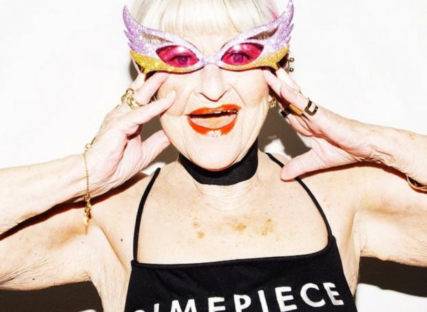 Baddie Winkle zonnebril
