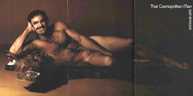 Cosmopolitan Burt Reynolds 1972