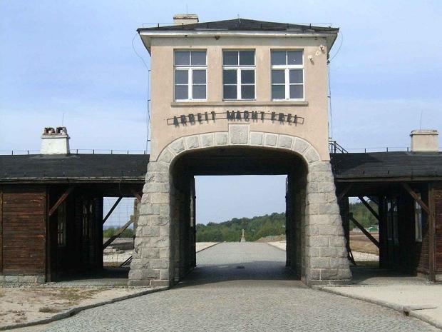 Gross Rosen concentratiekamp nazitrein