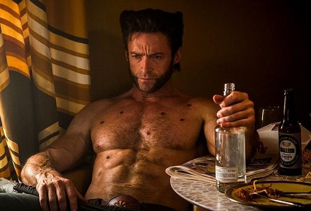Hugh Jackman borsthaar