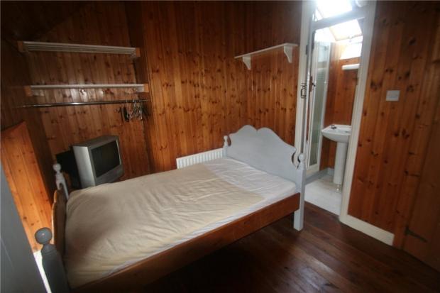 Ierse cottage slaapkamer opknappertje