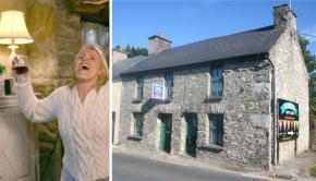Ierse cottages Cameron Diaz go with the vlo