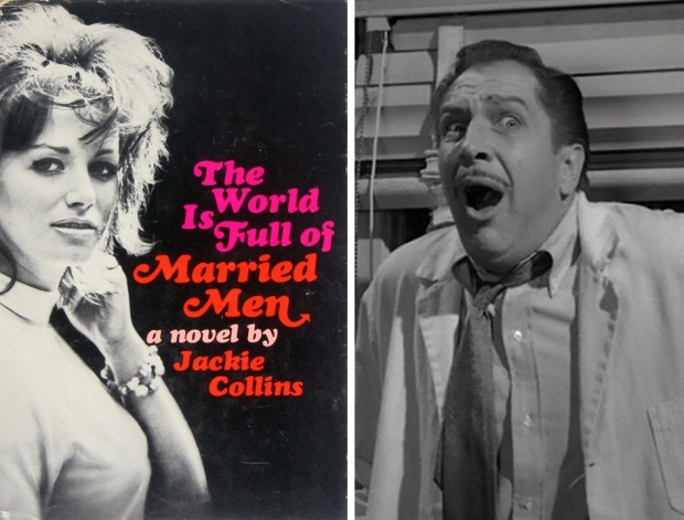 Jackie Collins The World is Full of Married Men