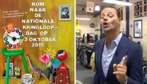 De gekte nadert: Nationale Kringloopdag!