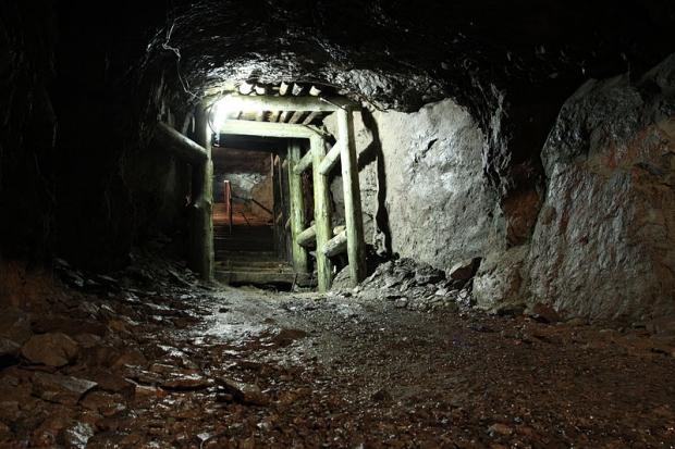 Nazitrein tunnels Polen oorlog