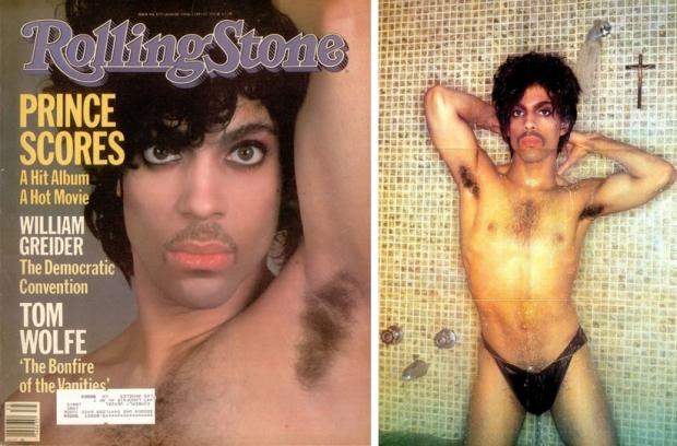 Prince borsthaar