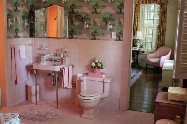 Red de roze badkamer! | Go with the Vlo