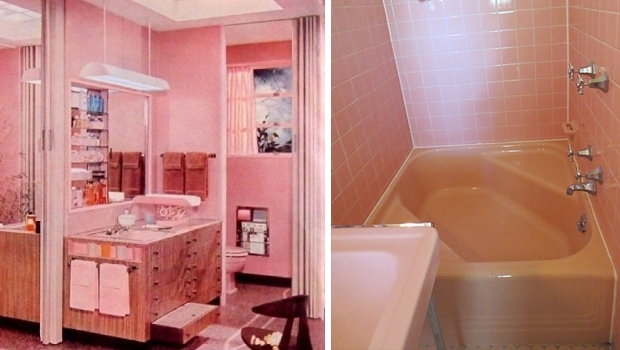 Red de roze badkamer! | Go with the Vlo