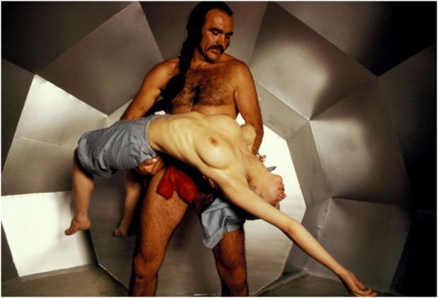 Sean Connery borsthaar