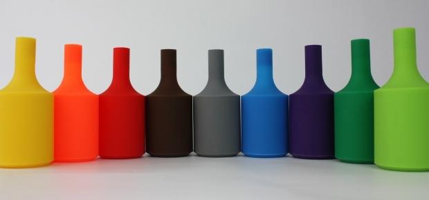 Snoerboer fittingen kleuren
