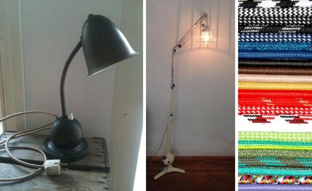 Snoerboer lampen