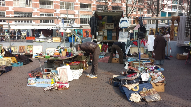 Waterloopleinmarkt Amsterdam