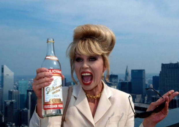 Absolutely Fabulous Patsy Stone