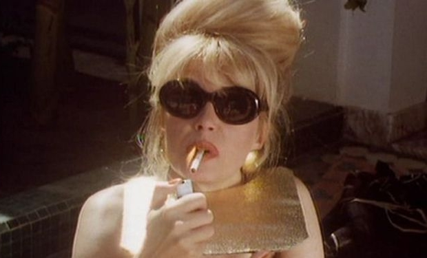 Absolutely Fabulous Patsy Stone druk